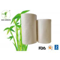 Fashionable Charcoal Bamboo Diaper Liners 100% Biodegradable Material Founded Manufactures