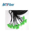 LC APC Connector Single Mode Fiber Pigtails Multi - Core For Communication Network Manufactures