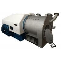 High Efficiency Salt Centrifuge Machine Continuous Salt Pusher Centrifuge Separator Manufactures