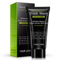 Professional Bamboo Charcoal Blackhead Remover Purifying Peel Off Mask Manufactures