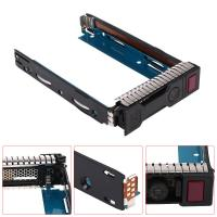China SAS SATA Server HDD Tray Caddy , Portable HP 3.5 Inch Hard Drive Tray on sale