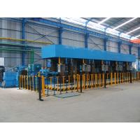 Electric Tandem Rolling Mill Continuous 700mm 5 Stand Carbon Steel AGC Manufactures