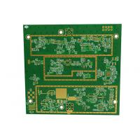 Buy cheap Laminate Rogers 3003 2 Layer PCB Substrate High Frequency Printed PCB Boards from wholesalers