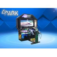 Operation Ghost Electronic Coin Operated Arcade Machines / Shooting Game Machine Manufactures