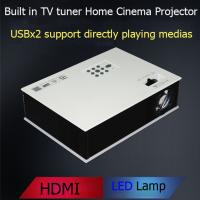 Original Factory Supply LED Projector Built In TV Tuner For Home Game Video Show Manufactures