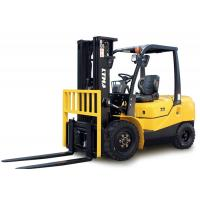 2 ton small forklift , diesel forklift truck with 3-stage mast