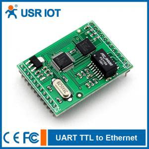 [USR-TCP232-D] DIP version TTL to RJ45 TCP/IP server ethernet module Manufactures