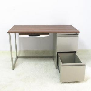 Metal Steel Wooden 750mm KD Compact Study Desks Manufactures