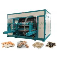 China PLC Control Egg Tray Machine on sale