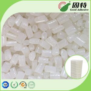 Cheap Semi Transparent Hot Melt Adhesive Glue Pellets Good Temperature Resistance for sale