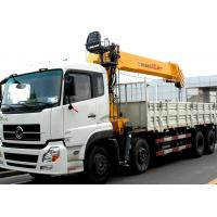 Cheap Mobile Telescopic Boom Truck Crane, 16T 20000mm Lifting Height for sale