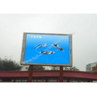 Cheap High Resolution P6 led video display for advertising , led outdoor screen for sale