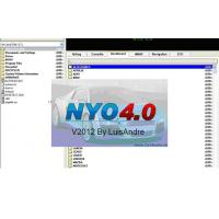 Car Software NYO V4.0 Full For Odometer RadioCar , Airbag Navigator Manufactures