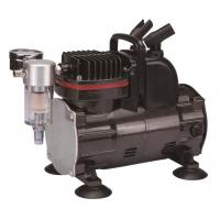 Auto Stop Silent Airbrush Compressor With Thermally Protected TC-811 Manufactures