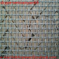 stainless steel woven wire mesh / crimped wire mesh manufacture