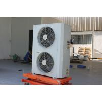 Cheap Household R410A Total Heat Recovery Air Cooled Heat Pump Unit With 65 C Hot Water for sale