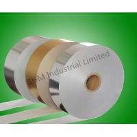 Cheap Base Paper Customized Aluminum Foil Paper Ranging 82 - 86mm Width for sale
