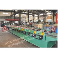 China Stainless Steel Roll Forming Equipment / Corrugated Roof Sheet Making Machine on sale
