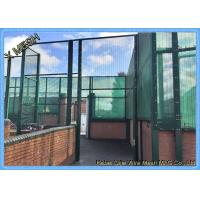 Highest Level Security Welded Panel Barrier Anti - Climb 358/3510 Fence Panel Manufactures