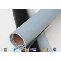 530g E-Glass Silicone Coated Fiberglass Cloth For Electrical Insulation Cover Manufactures