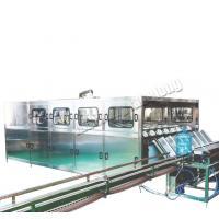 Hot Sale  Automatic 5 gallon Water Pet Barrel Filling Machinery Mineral water plant Manufactures