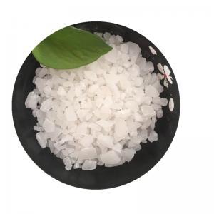 Errous / Non Ferrous Aluminum Sulfate For Plants , Ferric Sulphate Water Treatment 17% 50kg Bag Manufactures