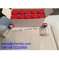 China Effective CJC 1295 without DAC Growth Hormones Peptide supplements Lyophilized Powder for increasing muscle mass on sale