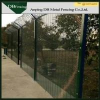 Anti - Corrosion Steel Welded Wire Fence , Highway Weld Mesh Security Fencing Manufactures