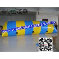 Giant Commercial Inflatable Water Blob Launcher 0.9mm PVC Manufactures