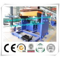 Automatic Welding Positioner Turntable Column And Boom VFD Speed Manufactures