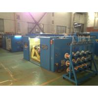 FUCHUAN 4000Twist Copper Wire Bunching Machine With Touch Screen Operation
