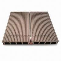 WPC Decking Board for Outdoor Flooring and Wall Panel, High Degree UV Looks Like Natural Wood Manufactures