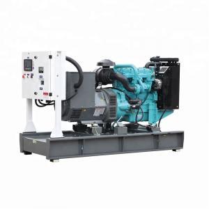 China 3 Phase 400v 230v Perkins Diesel Generator Set 200 KVA Low Fuel Consumption on sale
