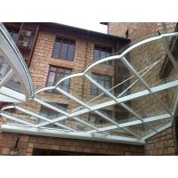 Laminated Security Glass , Toughened Glass Panels For Balcony Manufactures