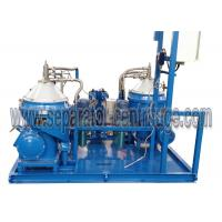Automatic continuous land used LO DO Treatment System used in Power Plant Equipments Process Manufactures