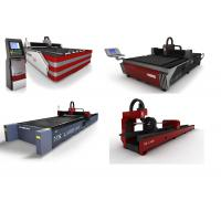 Portable Metal Cutting Laser Machine High Efficiency CE ISO Certification