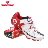 Breathable Mens White Cycling Shoes Geometry Design Body High Pressure Resistance Manufactures