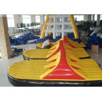 China Inflatable Floating Water Park / Giant Inflatable Water Park for Inflatable Water Sports on sale