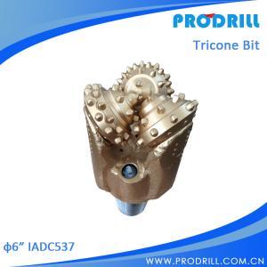 """6""""IADC537 API standard TCI tricone bits Manufactures"""