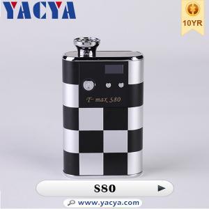 Big Power Bank Variable Voltage E Cigarette , Dry Herb Vaporizer Manufactures