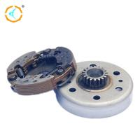Reliable Dual Clutch Assembly JY110 Steel Shinny Clutch Assy Parts OEM Available