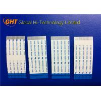 Precision Flat Flexible Cables Tin Plating With Line Marking T2 Type
