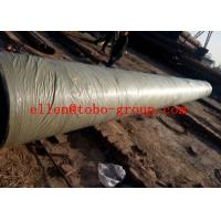 ASTM A213 TP347 austenitic stainless steel seamless pipe