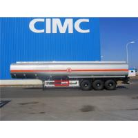 competitive price  fuel tank trailer of 50000 liters for sale