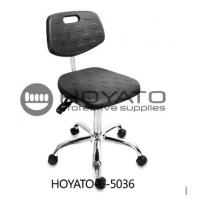 Anti Skid Ventilation ESD Safe Chairs , Comfortable Office Chair 360 Degree Rotation Manufactures