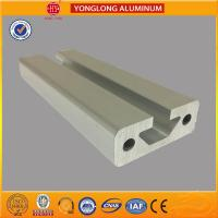 China Industrial Sulphate Aluminum Alloy Profiles Annealing Treatment T1 T4 T5 on sale
