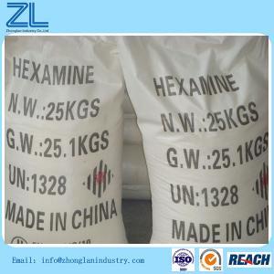 Hexamethylenetetramine 99% crystalline powder EINECS No.: 202-905-8