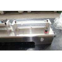 Stainless Steel Cosmetic Cream Filling Machine For Packing Production Line Manufactures