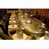 Restaurant Equipment for Chef Use, Available in Various Shapes Manufactures