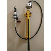 Double Connector Crimping Tool-Hand Pump-A Cheap But  Effectivie way to make Playground Climbing Net Manufactures